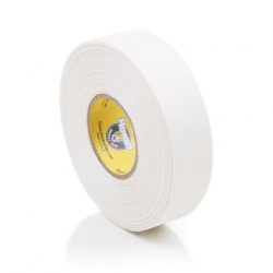 Лента хоккейная 24мм x 13,7м TSP Cloth Hockey Tape white 2729