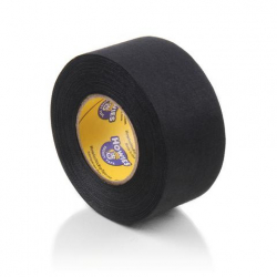 Лента хоккейная 36мм x 22,8м TSP Cloth Hockey Tape black 2734